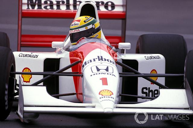 "McLaren MP4/7A (1992) <span class=""copyright"">Sutton Motorsport Images</span>"