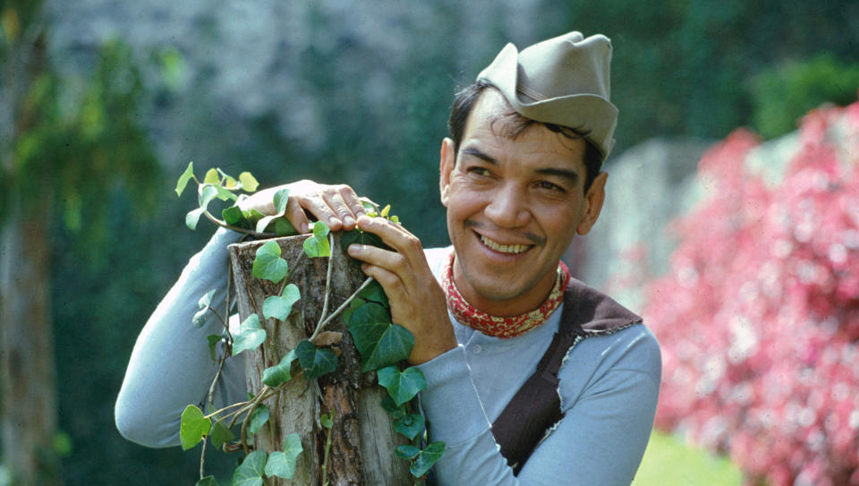Mario Moreno 'Cantinflas' (Getty Images)