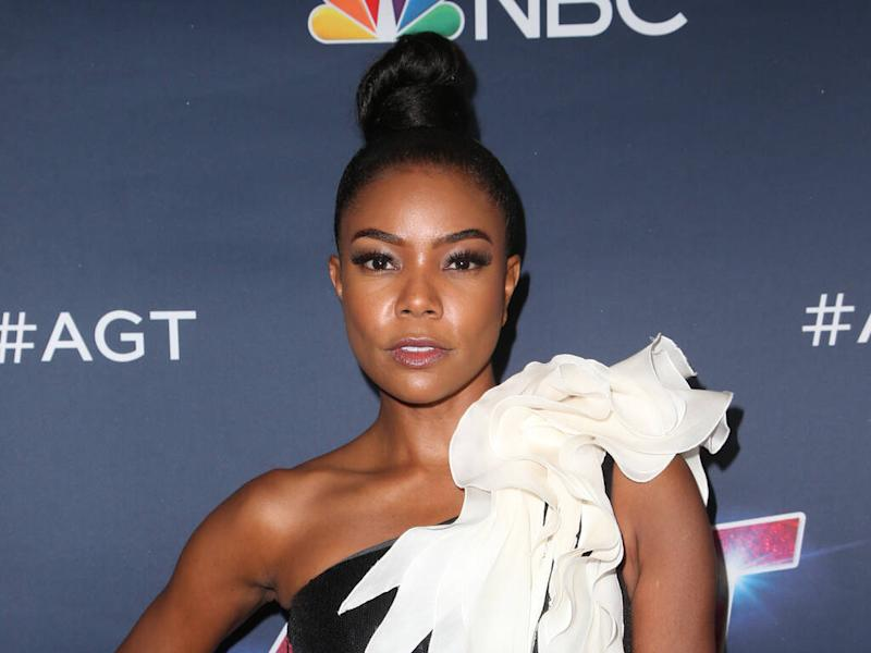 Gabrielle Union drinks tequila to help get creative in design meetings