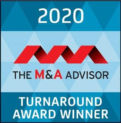"""MADISON STREET CAPITAL AWARDED """"INFORMATION TECHNOLOGY DEAL OF THE YEAR"""" BY THE M&A ADVISOR's 14th ANNUAL TURNAROUND AWARDS"""