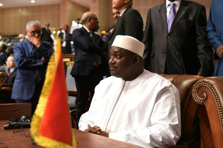 Tension has been building in The Gambia over Adama Barrow's decision to stay in office for five years after initially pledging to step down after three