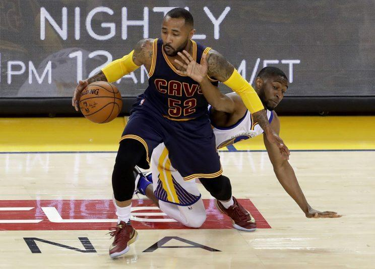 Mo Williams was a part of the Cleveland Cavaliers' 2016 NBA title team. (Getty)