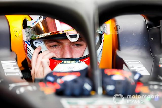 "Max Verstappen, Red Bull Racing <span class=""copyright"">Sam Bloxham / LAT Images</span>"