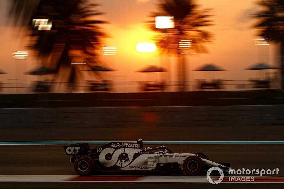 """Pierre Gasly, AlphaTauri AT01<span class=""""copyright"""">Andy Hone / Motorsport Images</span>"""