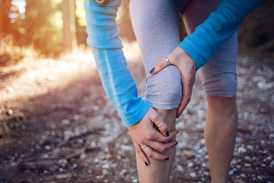 Leg pain? We've got just what you need. (Photo: Getty Images)