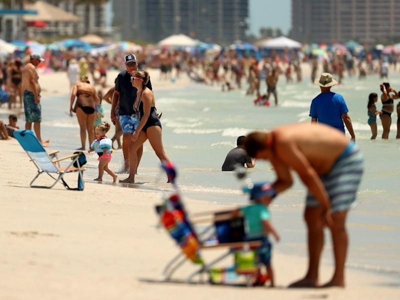 Most of Florida's 35 coastal counties have given the OK for beach access with restrictions.