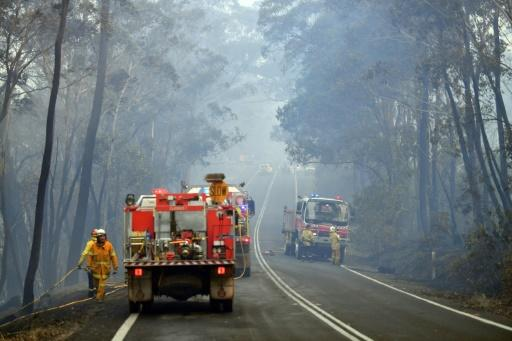 State Of Emergency Declared In Australia Amid Bushfire