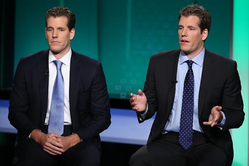 The Winklevoss Twins Now Appear to Be Bitcoin Billionaires