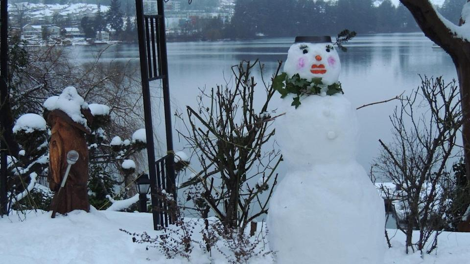 Heavy snow lingers into the new week for B.C., 10-20 cm possible