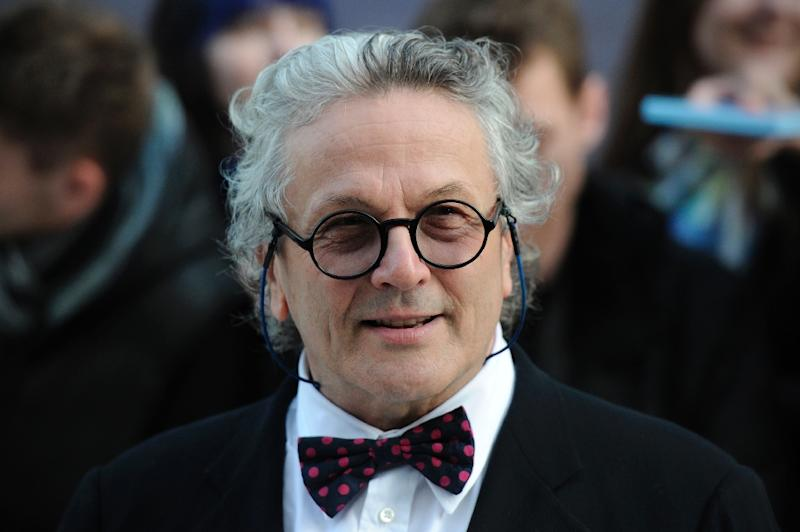 """""""Mad Max: Fury Road"""", the fourth film in the dystopian cult saga by director George Miller, seen here in London in 2011, will screen on May 14 at the Cannes Film Festival"""