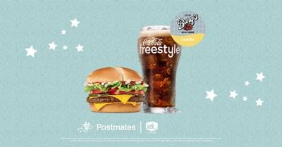 jack in the box and postmates have partnered to bring on demand delivery of jack - Jack In The Box Open Christmas Day