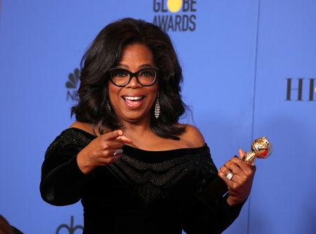 Oprah Winfrey to campaign for Democrat Stacey Abrams in Georgia's governor's race