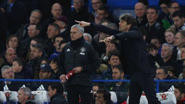 Staying calm is the key for Chelsea when the Premier League leaders visit Manchester United, believes head coach Antonio Conte.