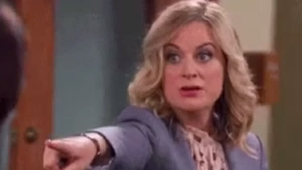 """The National Rifle Association thanked spokespersonDana Loeschafter she appeared at a CNN-hosted town hall on Wednesday by tweeting a GIF taken from the TV show """"Parks and Recreation."""""""