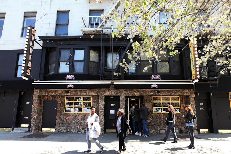 This 2016 image shows Sylvia's in Harlem. / Credit: Raymond Boyd / Getty