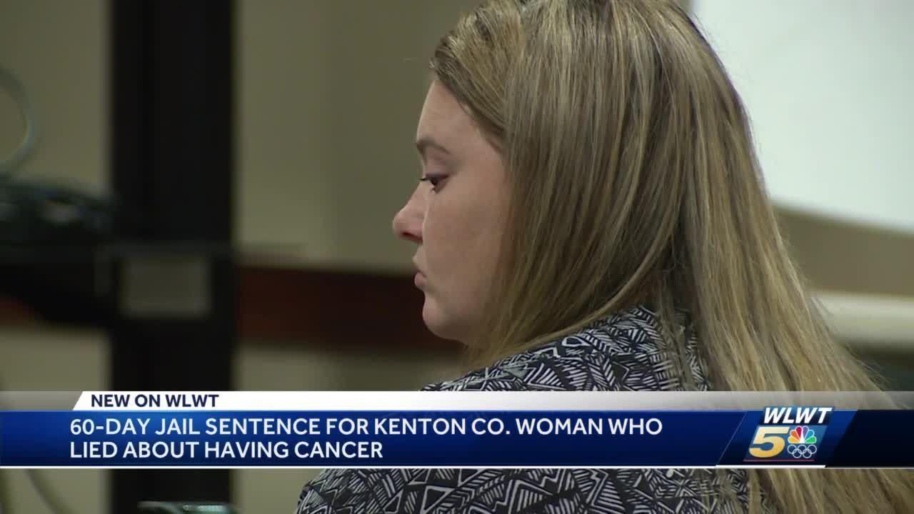 Kenton County woman receives jail sentence for lying about having cancer