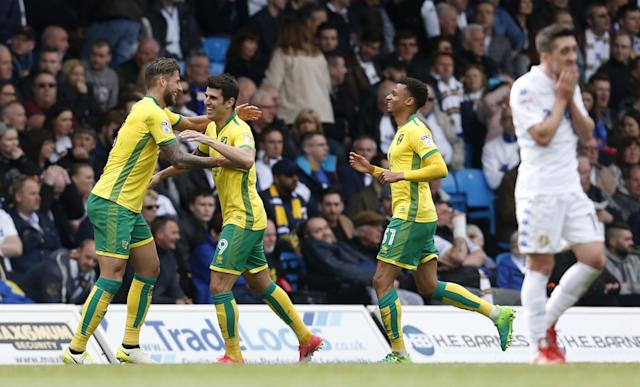 Leeds United 3-3 Norwich City