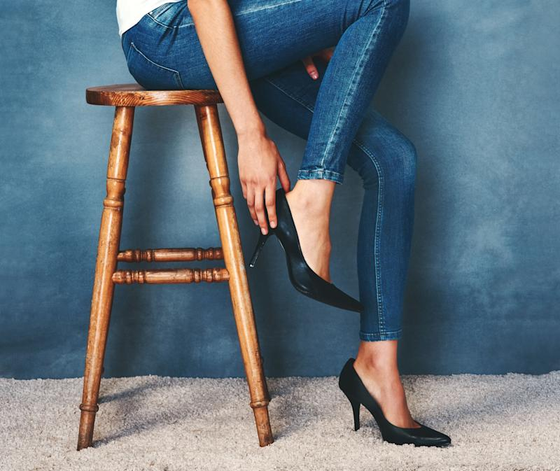 Walmart's best-selling jeans are Levi's Signature Women's Modern Bootcut Jeans and they're only $20 (Photo: Getty Images)