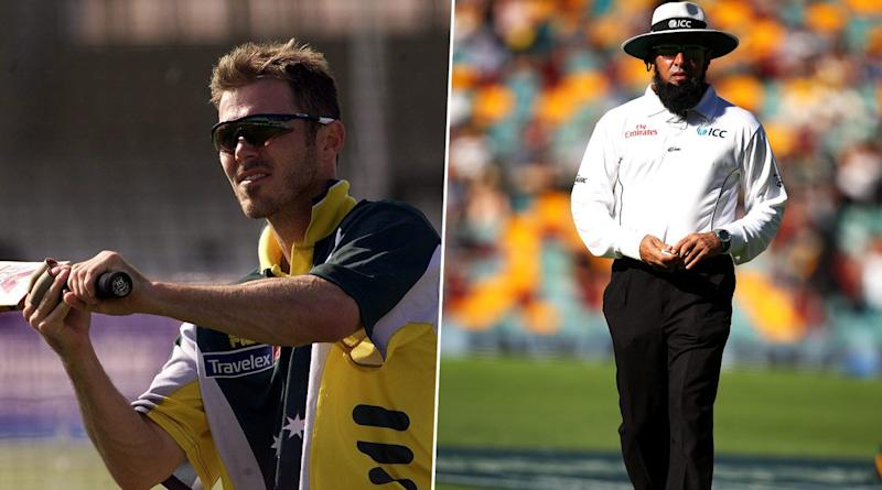 Damien Martyn Lashes Out at Aleem Dar's Error From 2005 Ashes, Says 'Worst Umpiring Series in History'
