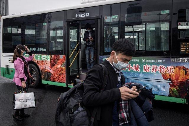 Hubei residents rush to leave China virus epicentre as lockdown lifts