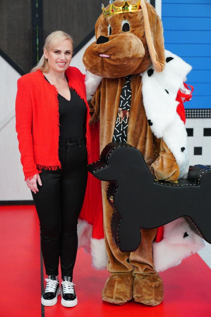 Rebel Wilson has told fans it is never too late to better yourself, pictured in May 2021. (Getty Images)