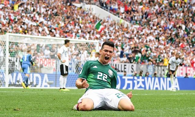 Mexico starting to think big but need to refocus for South Korea test