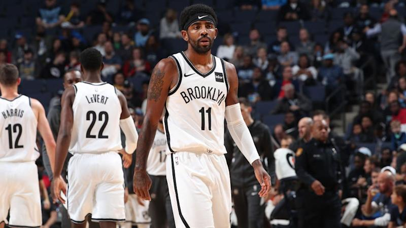 Kyrie Irving's Reported 'Mood Swings' Are an 'Unspoken Concern' for the Nets