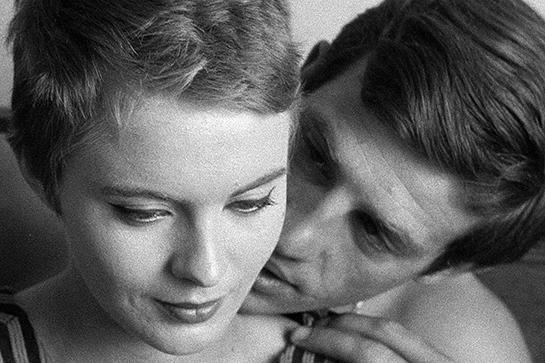 """<em><strong><h3>Breathless</h3></strong></em><h3> (1960)<br></h3> Jean-Luc Godard's debut feature film is one of the reasons we're all slightly obsessed with the effortlessly cool French look and life.<br><br><span class=""""copyright"""">Photo: Courtesy of Rialto Pictures.</span>"""