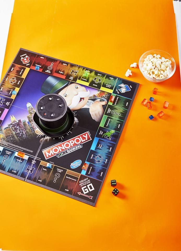 """<p>It's the oldest idea in the book, but if you really want some screen-free family time, old-fashioned board games still do the trick. Get your competitive spirit up and get ready to play.</p><p><a href=""""https://www.goodhousekeeping.com/childrens-products/board-games/g899/best-board-games/"""" target=""""_blank""""><em>See the Good Housekeeping Institute's picks for best family board games »</em></a></p>"""