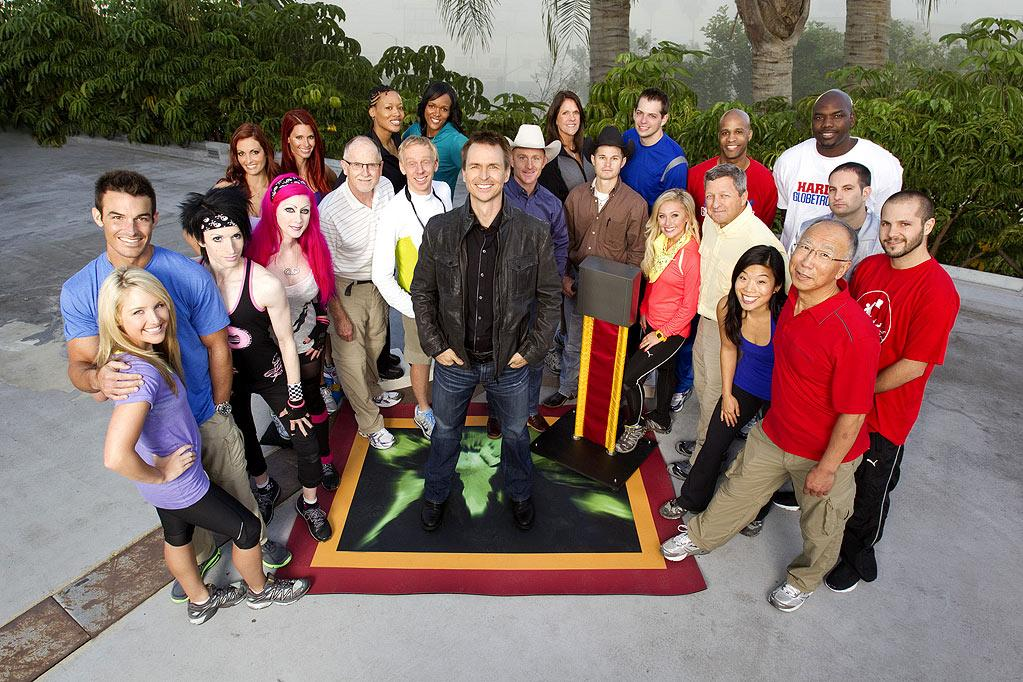 """The Amazing Race"" is nominated for Outstanding Reality-Competition Program."