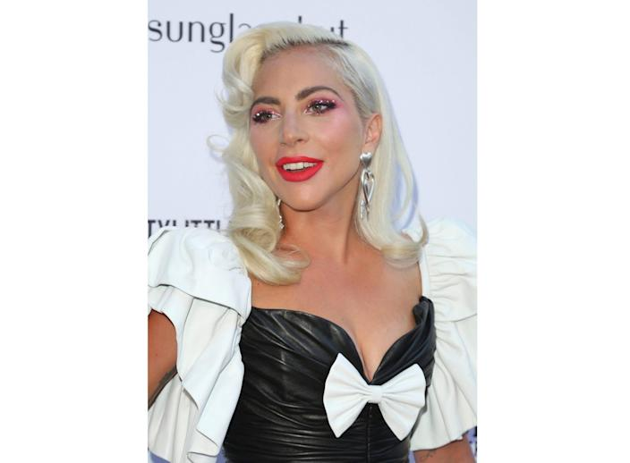 """During a ticketed, virtual event for theirbook """"Channel Kindness: Stories of Kindness and Community"""" on Tuesday, Lady Gaga and her mother addressed a question from an attendeewho asked for advice on opening up about mental health with parents."""