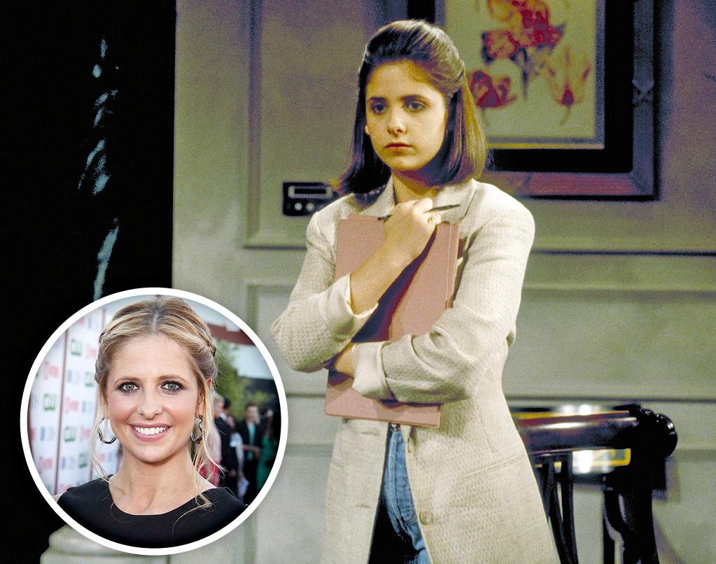 "Before she was slaying vampires as Buffy, or playing twin sisters on ""Ringer,"" Sarah Michelle Gellar played Kendall Hart, the long-lost daughter of Erica Kane (Susan Lucci), from 1993 to 1995, on ""<a href=""/all-my-children/show/28652"">All My Children</a>."" Gellar, who won a Daytime Emmy for her work on the soap, recently reprised her role this week in two brief scenes."