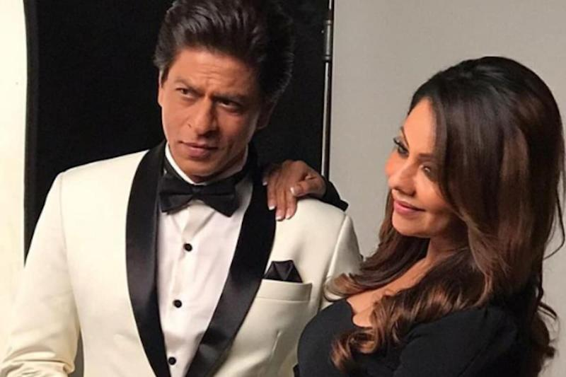Shah Rukh Cooked Food for Family During Lockdown, Says Gauri Khan