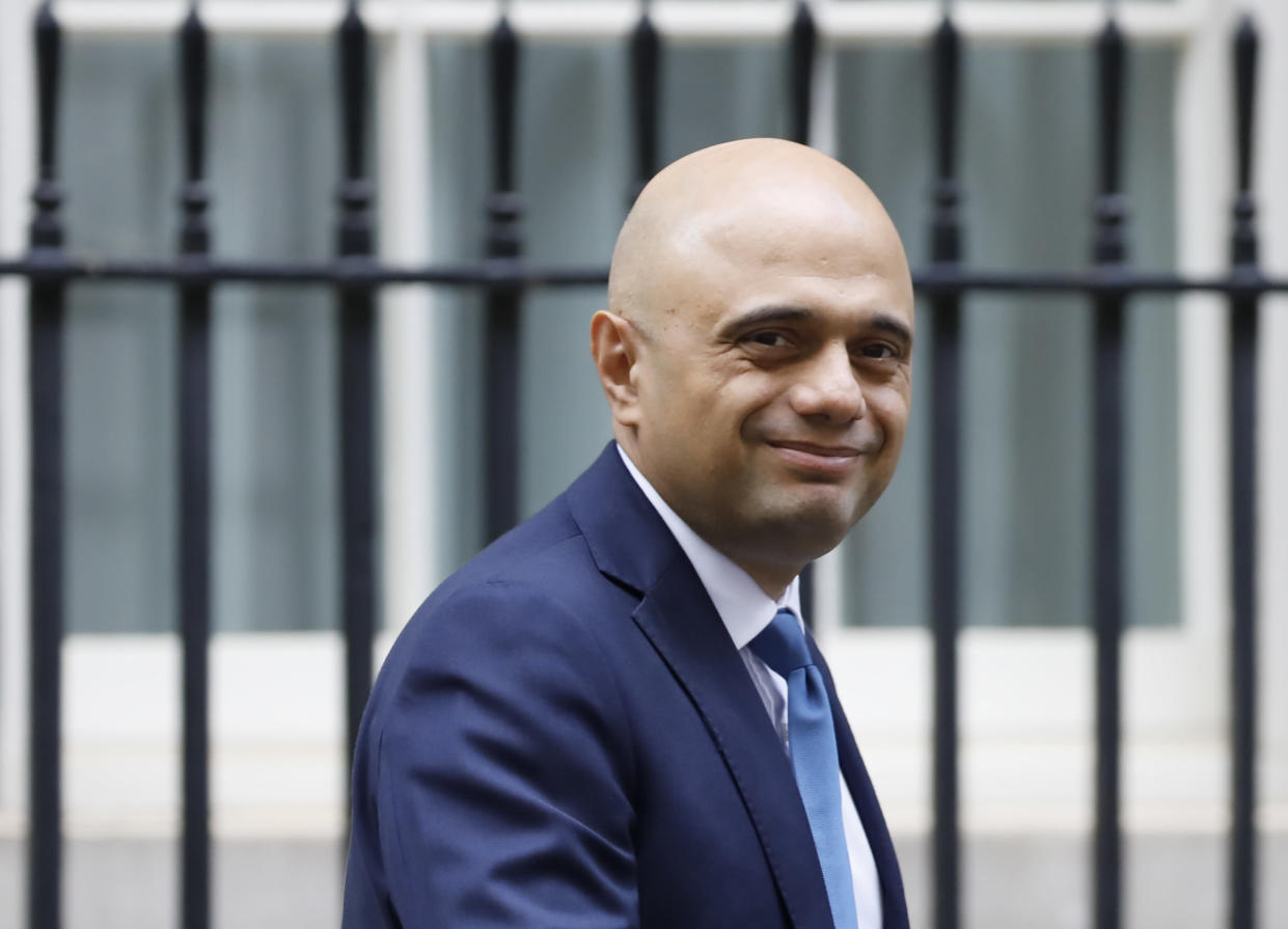 Image result for Javid aims to take advantage of cheap borrowing