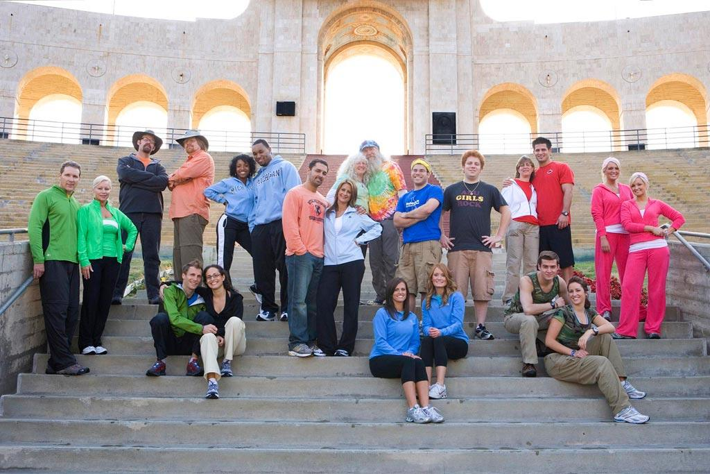 The Cast of The Amazing Race 13, traveling over 30,000 miles, spanning five continents, with stops in Cambodia, Kazakhstan and Moscow to name a few.