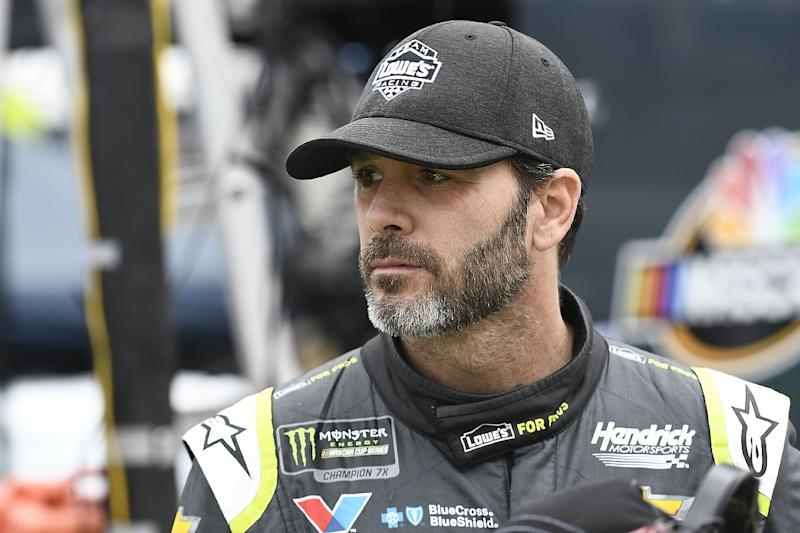 Jimmie Johnson picks up Ally to be 2019 sponsor