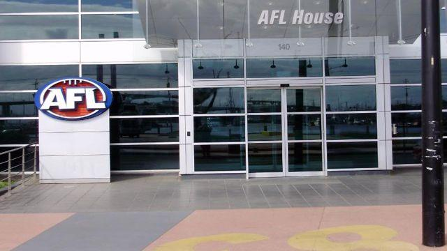 AFL House in Melbourne. Image: Getty