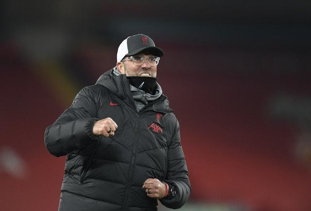 Jurgen Klopp has been frustrated by the failure to adopt the five-substitute rule in the Premier League