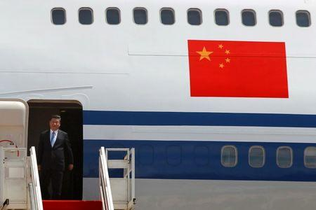 Chinese President in Bangladesh for Signing of Economic Agreements