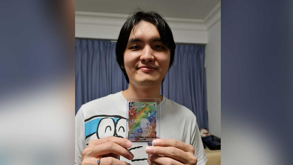 """Daryl """"Iceiceice"""" Koh (Photo: iceiceice's Twitter page)"""
