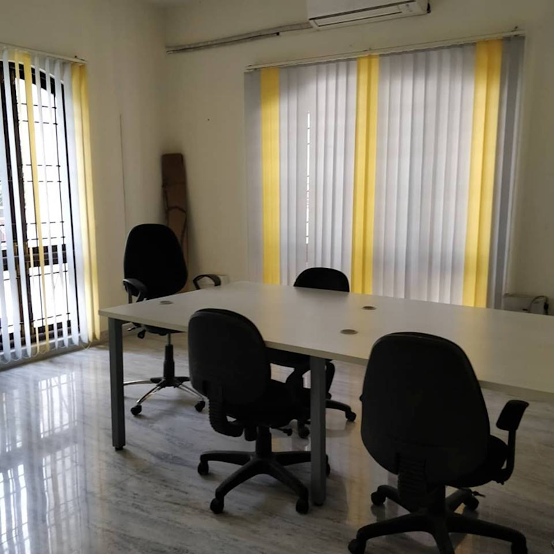 coworking office space in chennai