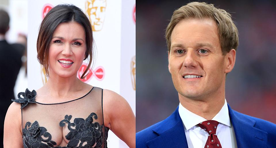 """Dan Walker apologised to Susanna Reid for """"misreading"""" her comments. (Getty/Karwai Tang/WireImage)"""