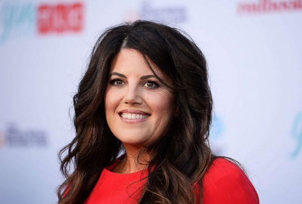 PHOTO: Monica Lewinsky arrives at TLC's Give A Little Awards at NeueHouse Hollywood, Sept. 27, 2017 in Los Angeles. (Amanda Edwards/Getty Images, FILE)