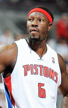 Pistons center Ben Wallace, in his 15th NBA season, is already researching law schools