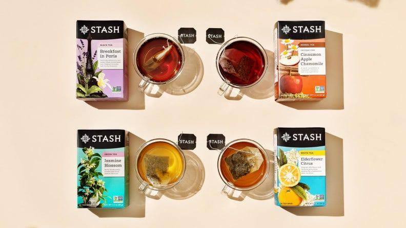 Tea-lovers can find this B Corp at the grocery store!