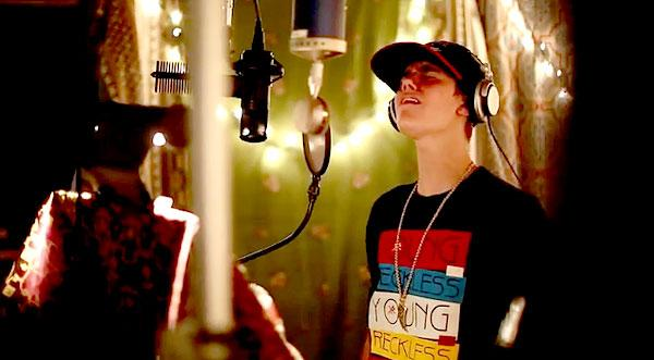 Justin Bieber Debuts Love Song Video — Is It For Selena Gomez?