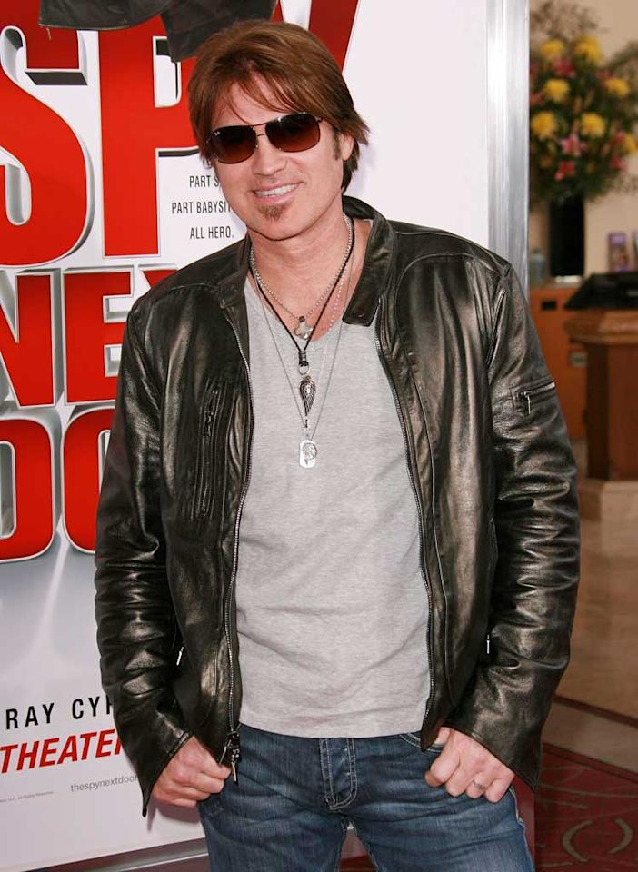 """August 25: Billy Ray Cyrus turns 49  Jesse Grant/<a href=""""http://www.wireimage.com"""" target=""""new"""">WireImage.com</a> - January 9, 2010"""