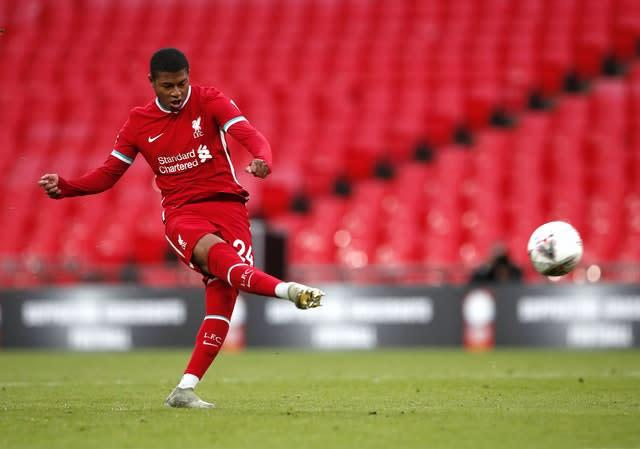 Rhian Brewster is attracting interest from Sheffield United