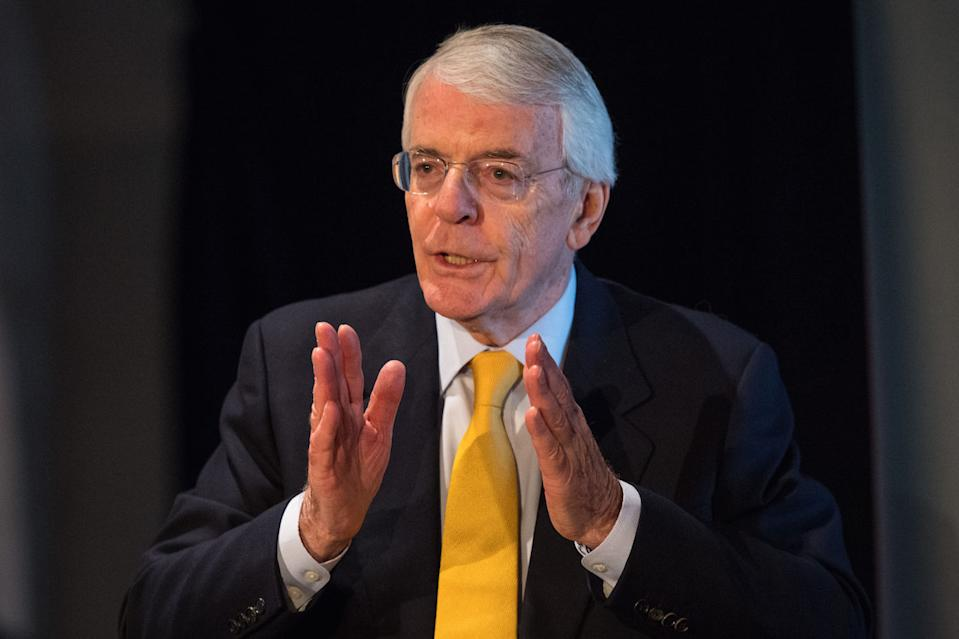 Sir John Major has threatened legal action against Boris Johnson if Parliament is suspended (Picture: PA)