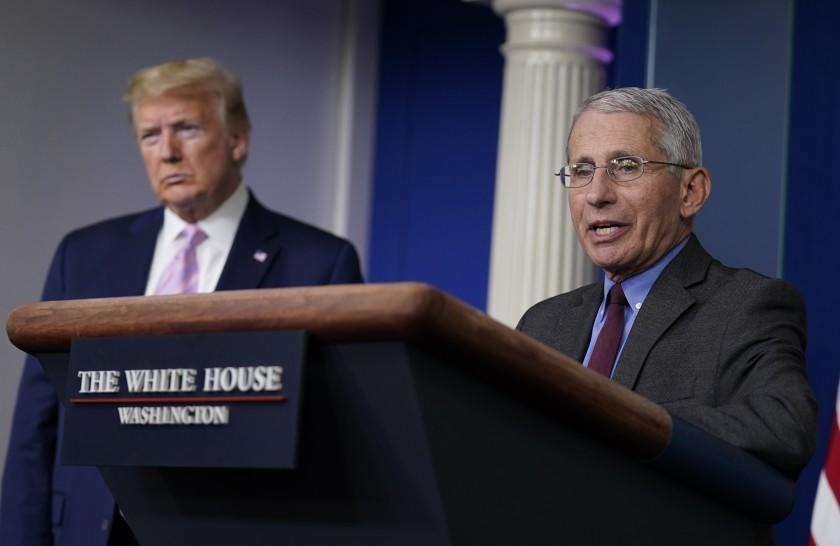 Column: The shaming of Anthony Fauci at